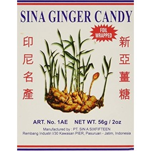 Sina Ginger Candy Original 56g