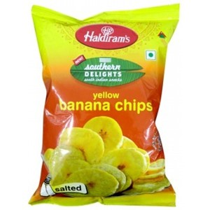 Haldirams Yellow Banana Chips 200g