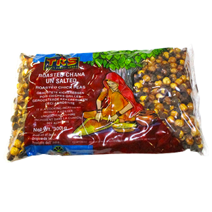 TRS Roasted Chana Un Salted 300g