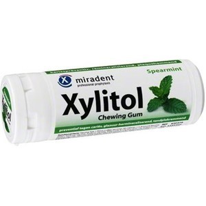 Xylitol Spearmint Chewing Gum 30stk