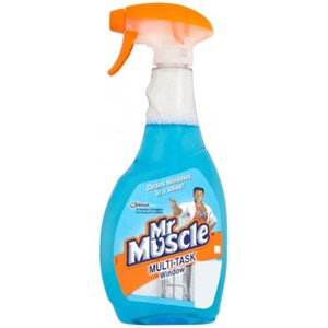 Mr Muscle Multi Task Window 500ml