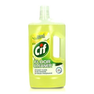 CIF Floor Cleaner Lemon Green Tea 1L