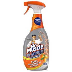 Mr Muscle Platinum Trigger Kitchen 750ml