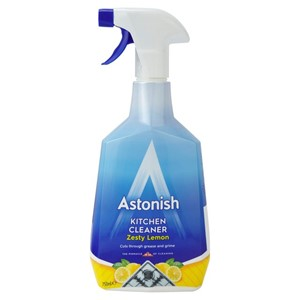 Astonish Kitchen Cleaner Lemon 750ml