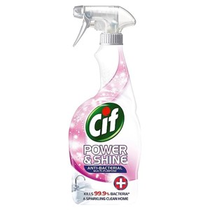 Cif Power Shine Anti-bacterial 700ml