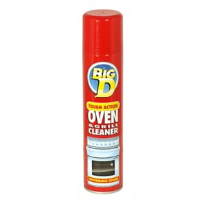 Big D Oven Cleaner Grill 300ml