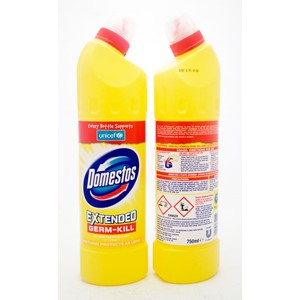 Domestos Bleach Citrus Fresh 750ml