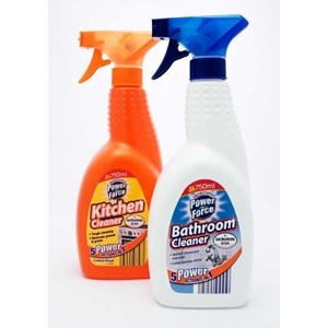 Power Force Kitchen + Bathroom Spray 750ml