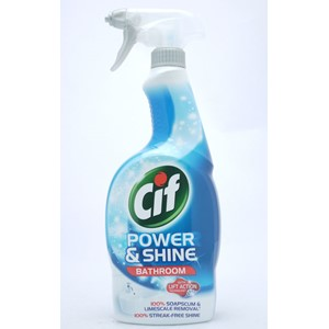Cif Power Shine Bathroom 700ml