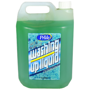 Pride Washing Up Liquid 5L